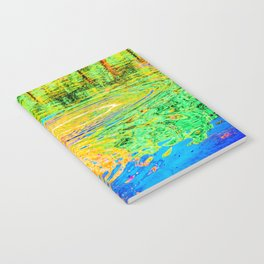 Rainbow Tarpit Notebook