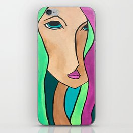 Unimpressed iPhone Skin