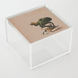 Well-Read Octopus Acrylic Box