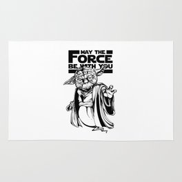 May the force be with you Rug