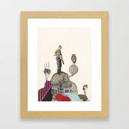 Power Animal Framed Art Print