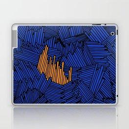 Happy Abstract Nr:01 Laptop & iPad Skin
