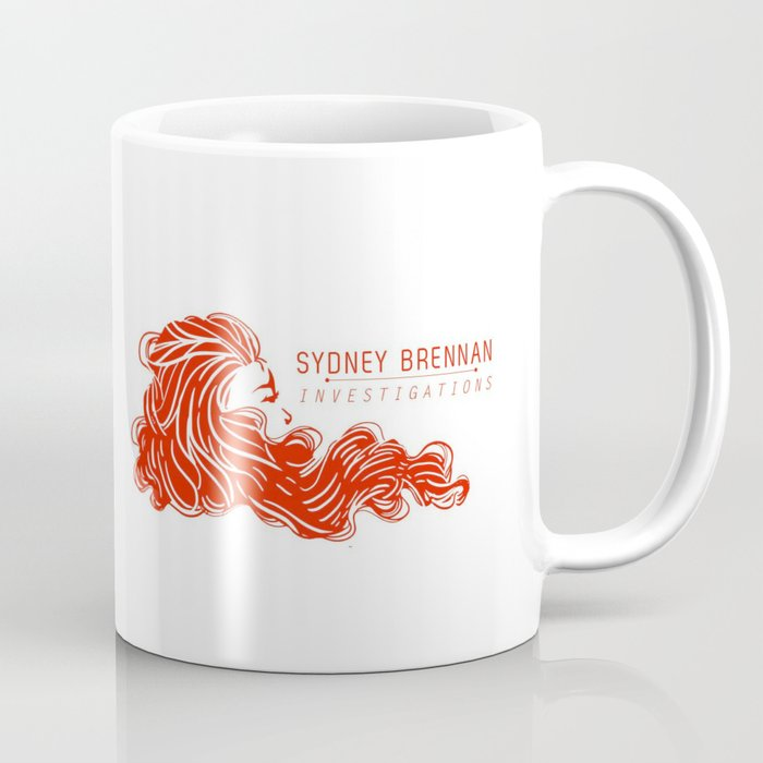 Sydney Brennan Fabulous Hair Coffee Mug