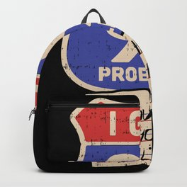 I Got 99 Problems And You're Going To Show Your Work On All Of Backpack