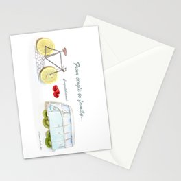 Our Love Journey Stationery Cards