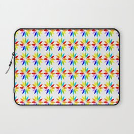 Little flower 5-bloom,blossom,petal,floral,leaves,flor,garden,nature,plant. Laptop Sleeve