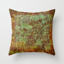 Textured Bark Throw Pillow