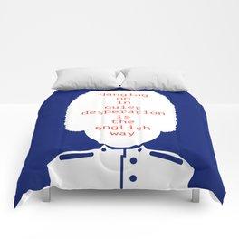 English Way (designer) Comforters