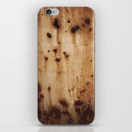 Rust at it's best iPhone Skin