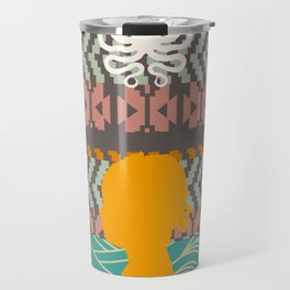 Fall into shape Travel Mug