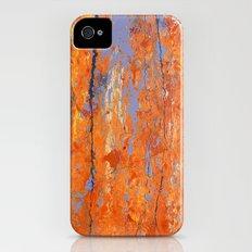 Orange Crush Slim Case iPhone (4, 4s)