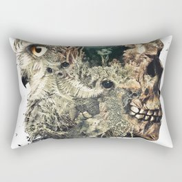 Forest Lake Dreams Rectangular Pillow