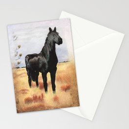 Solitaire Stationery Cards