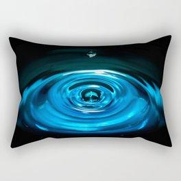 Drop of Wisdom Rectangular Pillow