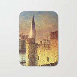 The Tower of London & The Shard Bath Mat