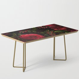 Mystical Night Roses Coffee Table