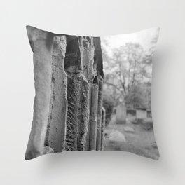 Forgotten '4' Throw Pillow