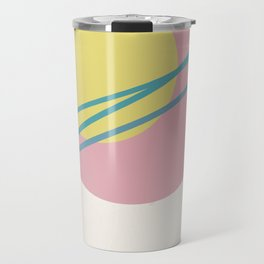 Juxtapose II Travel Mug
