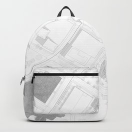 Houston Museum District Backpack