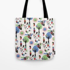 Beautiful day pattern Tote Bag