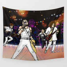 Queen Forever Wall Tapestry