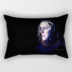 Clarke Griffin - The 100 Rectangular Pillow