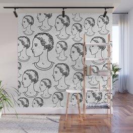 Girl Power Wall Mural
