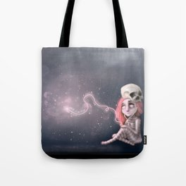 Still waiting for something that is not here yet Tote Bag