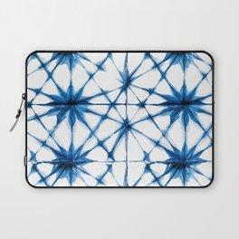 Shibori Tie Dye Pattern Laptop Sleeve