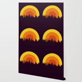 summer mountain Wallpaper