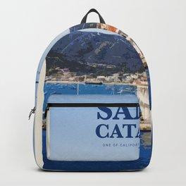 Visit Santa Catalina Backpack