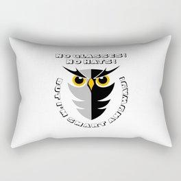 CUTE SMART OWL Rectangular Pillow