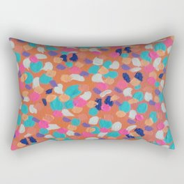 Joy of Spring Rectangular Pillow