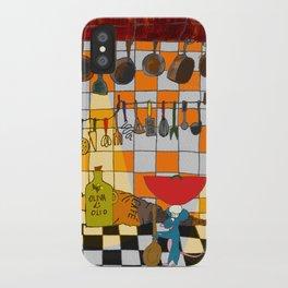Ratatouille's Kitchen iPhone Case