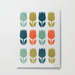 Printemps Metal Print