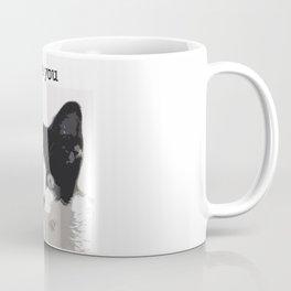 bully kitten i love you Coffee Mug