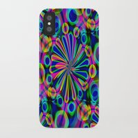 fireworks iPhone & iPod Cases featuring Fireworks by Sartoris ART