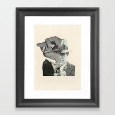 Little Caesar Framed Art Print
