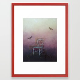 More Moths Framed Art Print