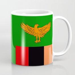 Flag of Zambia Coffee Mug