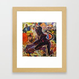 Nightrawler Framed Art Print
