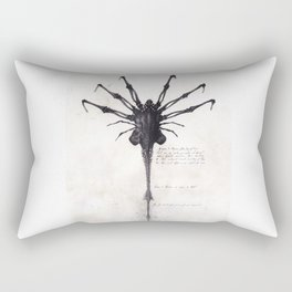 ALIEN - Facehugger Rectangular Pillow