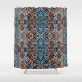 Imminent Collapse Shower Curtain