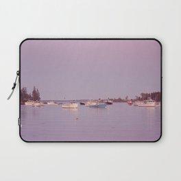 Coastal Maine Twilight Laptop Sleeve