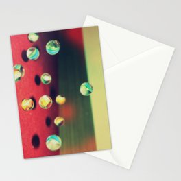 Retro Marbles Stationery Cards