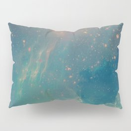 Space fall Pillow Sham
