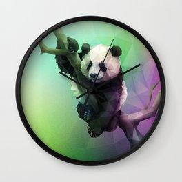 Panda (Multi) Wall Clock