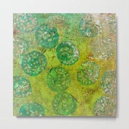 Abstract No. 310 Metal Print