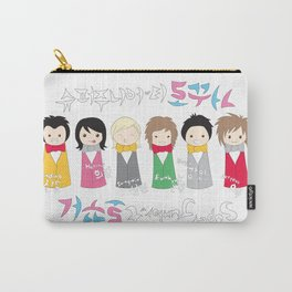 Super Junior T - Rokkukko! Carry-All Pouch