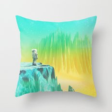 Vekiĝo Throw Pillow